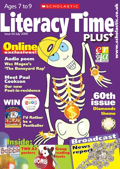 Literacy Time PLUS Ages 7 to 9 July 2008