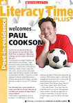 Paul Cookson - poetry, heroes and favourite food (5 pages)