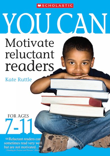 Motivate Reluctant Readers for Ages 7-11