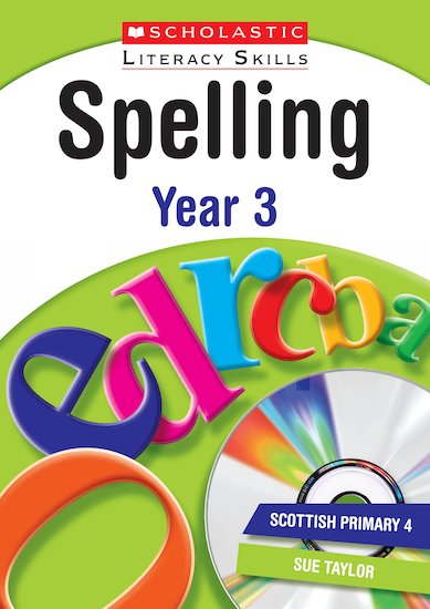 Spelling - Year 3 (Teacher Resource)