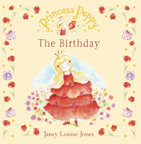 Princess Poppy: The Birthday