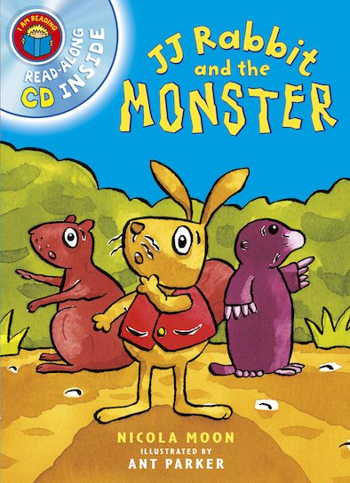 JJ Rabbit and the Monster