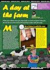 A day at the farm – cross-curricular creative topic