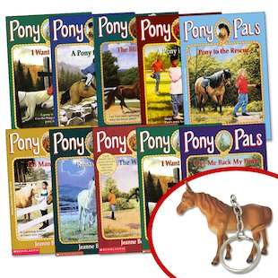 Pony Pals Pack