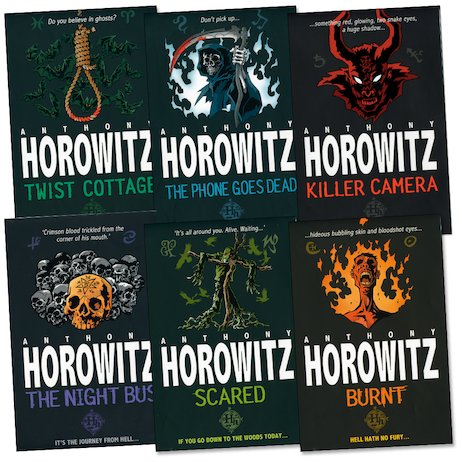 Horowitz Horror Pack