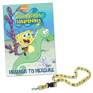 SpongeBob: Mermaid to Measure