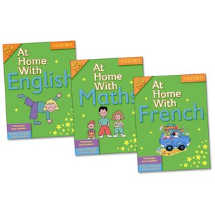 At Home With... Pack: Ages 7-9