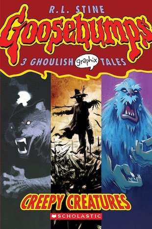 Goosebumps Graphix Pair