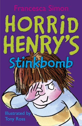 Horrid Henry Ferocious Five
