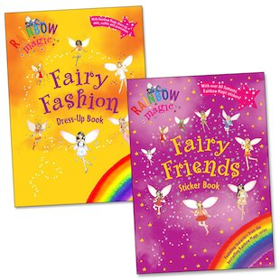 Rainbow Magic Activity Pack
