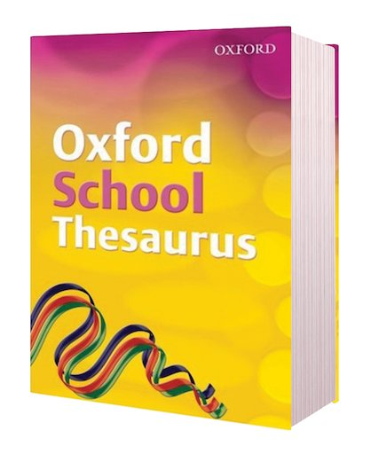 Oxford School Thesaurus: Pack of 6