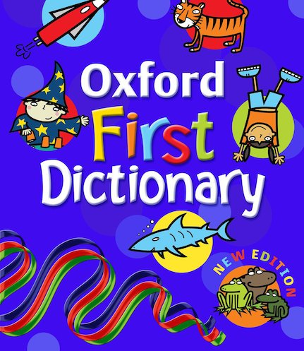 Oxford First Dictionary: Pack of 6