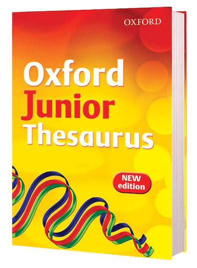 Oxford Junior Thesaurus: Pack of 6