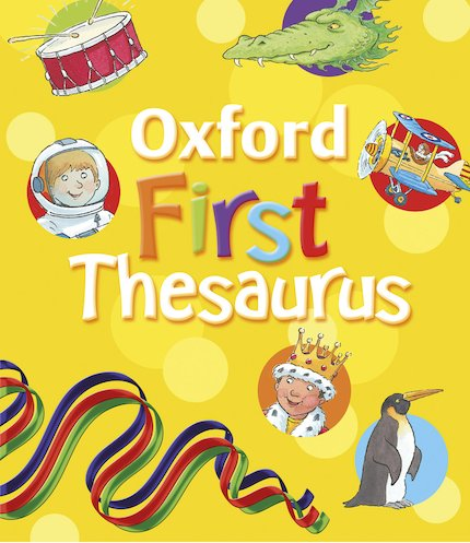Oxford First Thesaurus: Pack of 6