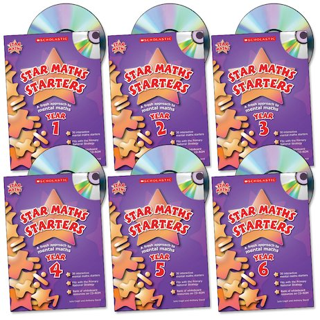 Star Maths Starters Complete Set