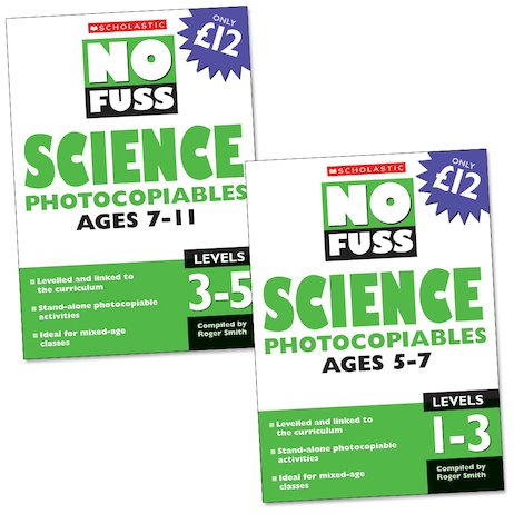 No Fuss: Science Complete Set