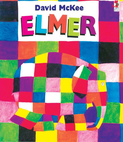 Elmer: Pack of 6