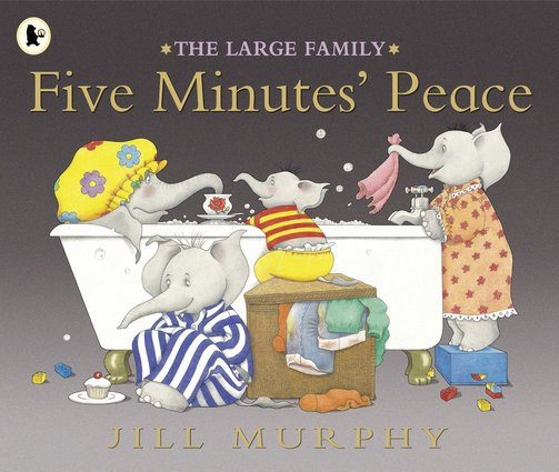 Five Minutes' Peace x 6