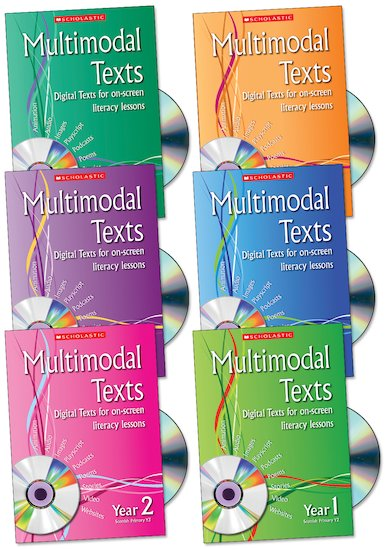 Multimodal Texts Complete Set