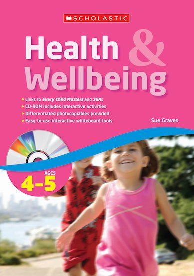 Health & Wellbeing Complete Set England & Wales