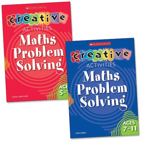 Creative Activities: Maths Problem Solving Pair