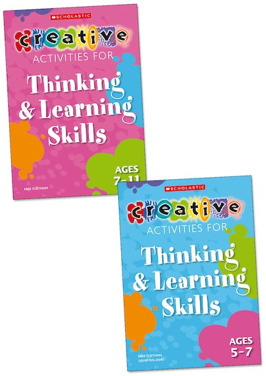 Creative Activities: Thinking and Learning Skills Complete Set