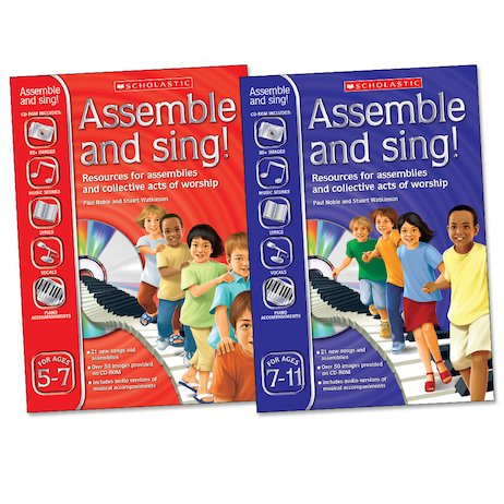 Assemble and Sing! Complete Pack