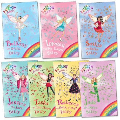 Rainbow Magic: Dance Fairies Pack