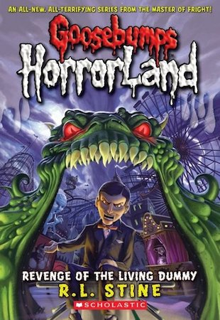 Goosebumps HorrorLand Duo