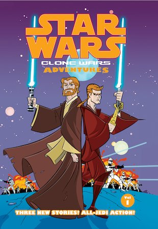 Star Wars: Clone Wars Adventures Pack
