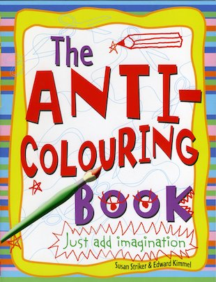 The Anti-Colouring Book
