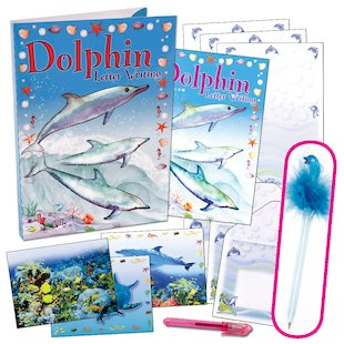 Dolphin Letter Writing Set