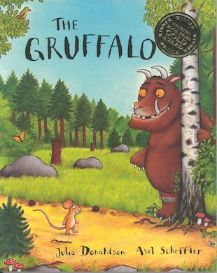 The Gruffalo: Book and CD