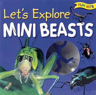 Let's Explore Minibeasts