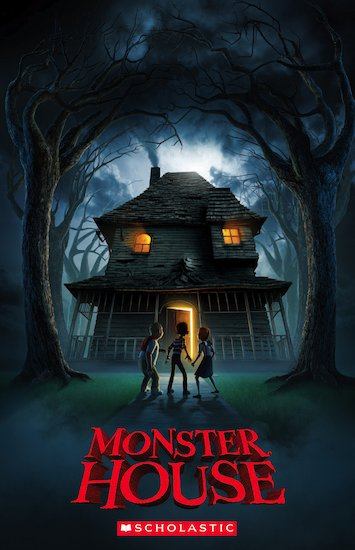 Monster House (Book and CD)