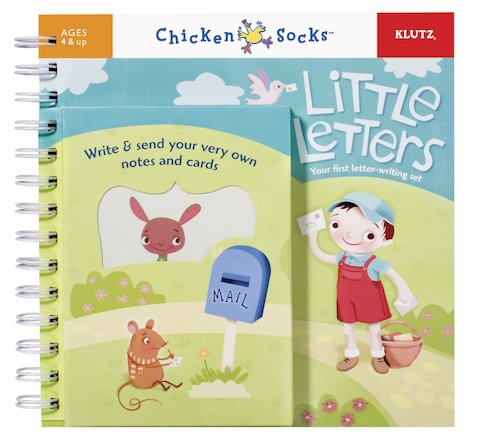 Little Letters: Your first letter-writing set