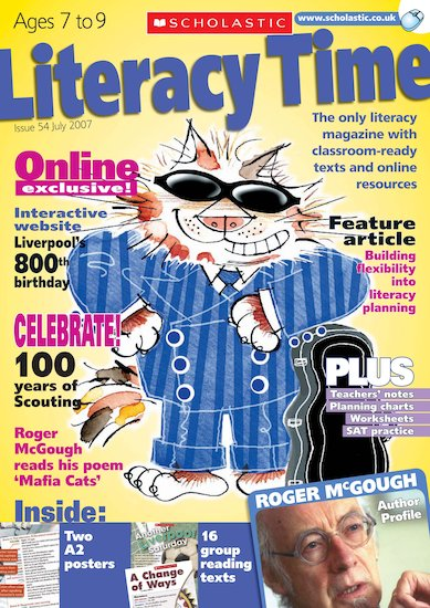 Literacy Time Ages 7 to 9 July 2007