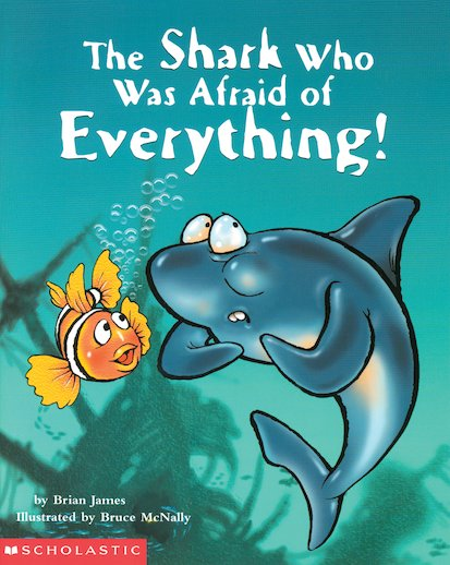 The Shark Who Was Afraid of Everything