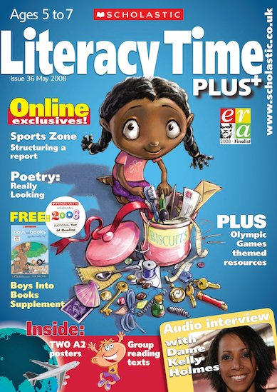 Literacy Time PLUS Ages 5 to 7 May 2008