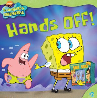 SpongeBob: Hands Off!