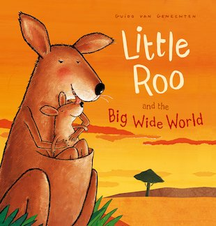 Little Roo and the Big Wide World