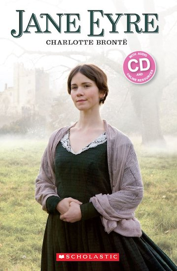 Jane Eyre (Book and CD)