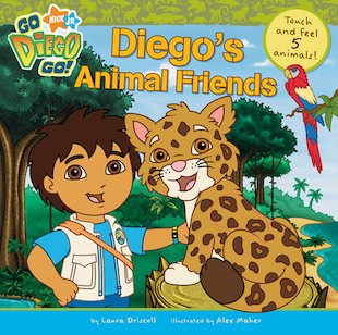 Diego's Animal Friends