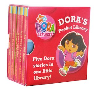 Dora's Pocket Library