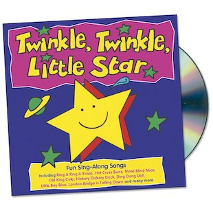 Twinkle, Twinkle, Little Star CD