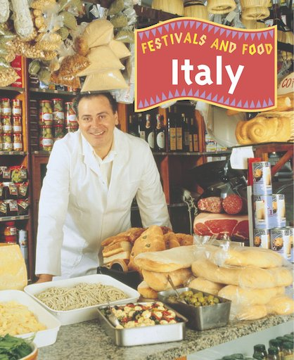 Festivals and Food: Italy