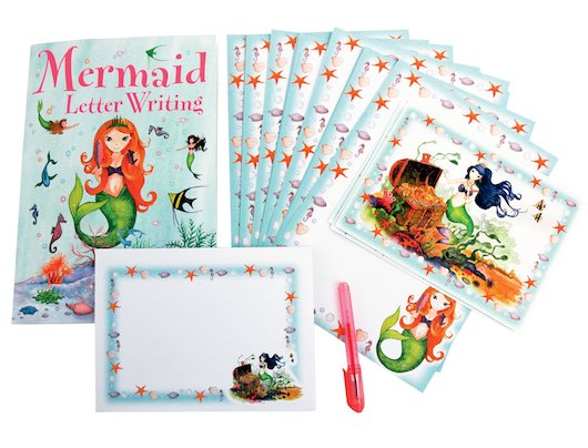 Mermaid Letter Writing Set
