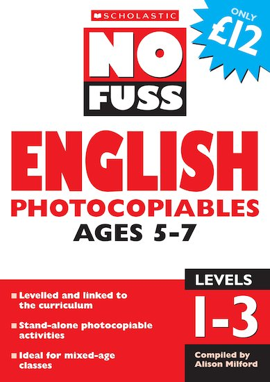 English Photocopiables Ages 5-7