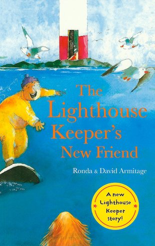 The Lighthouse Keeper's New Friend