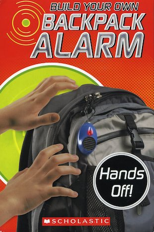 Hands Off! Bag Alarm